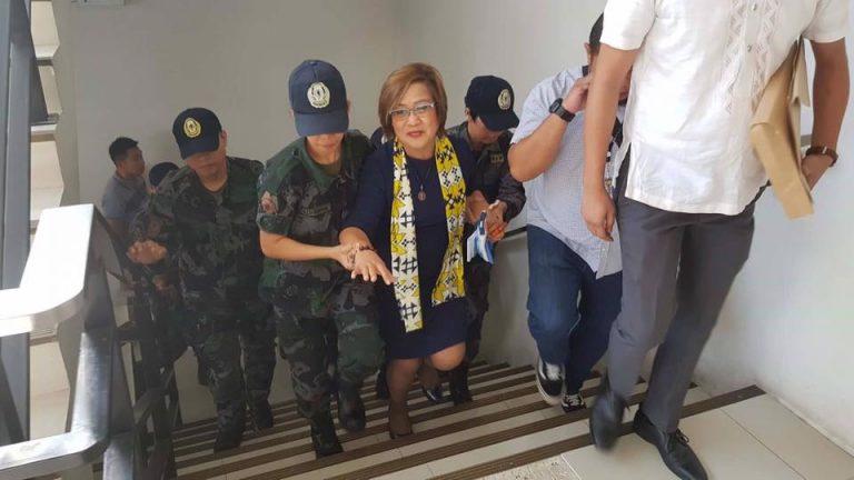 Leila de Lima fights on