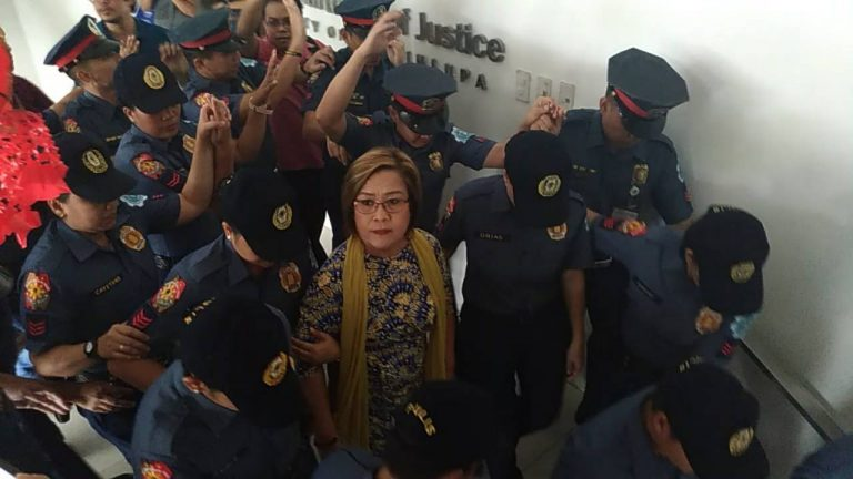 Yang, De Lima and the Duterte rule of law
